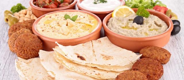 Découvrez la cuisine libanaise