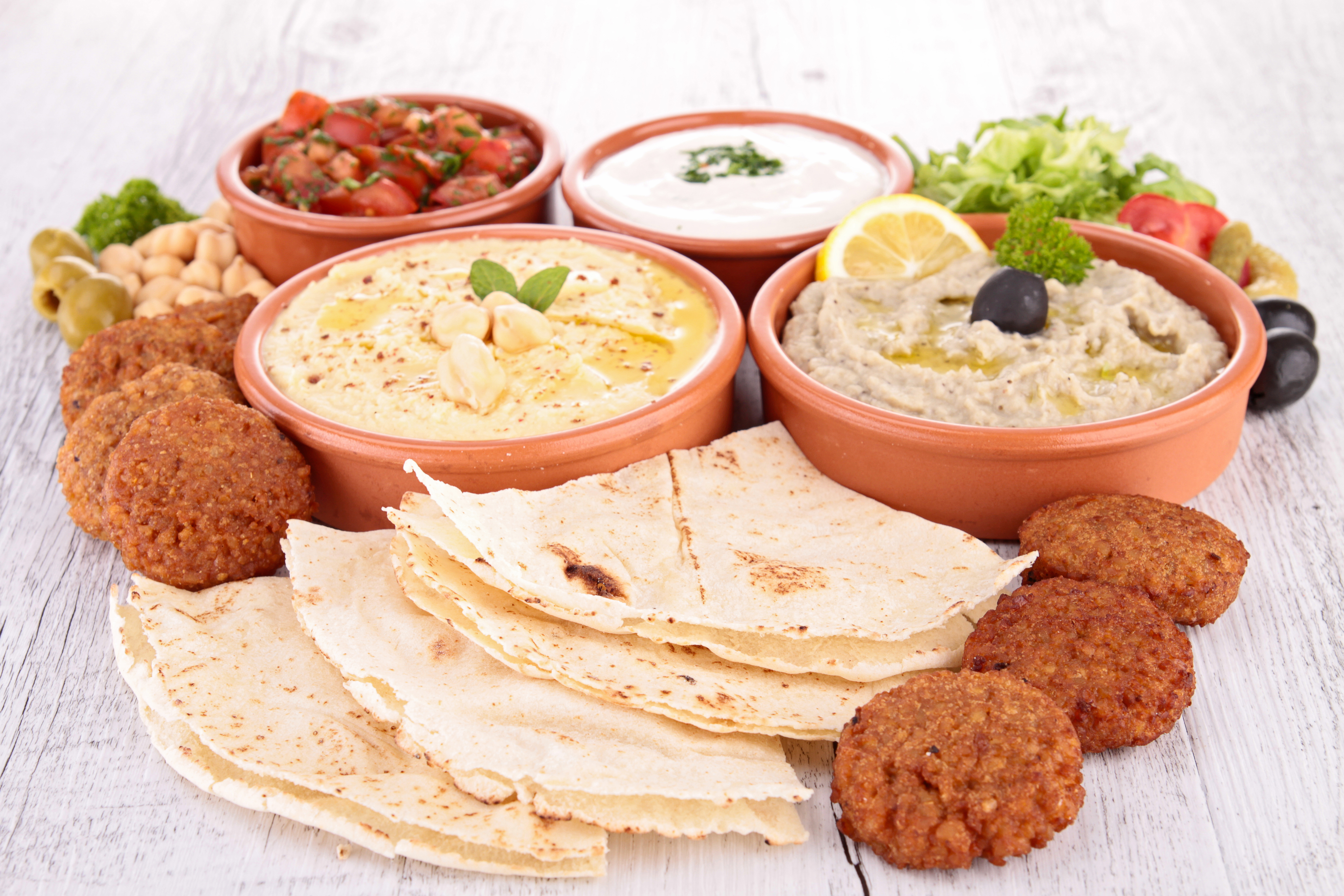 D couvrez la cuisine libanaise - Livre de cuisine libanaise ...