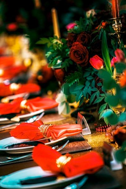 Une jolie table et un délicieux repas pour fêter pâques !