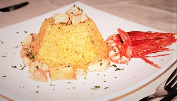 consommer le couscous de la mer