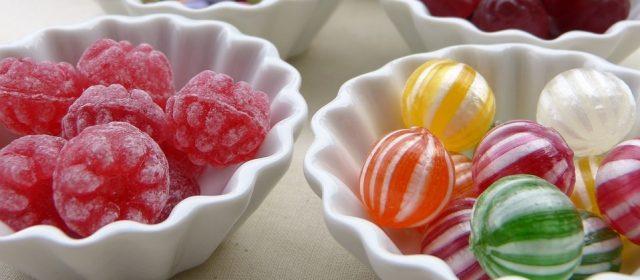 Bonbon, candy bar : déco gourmande de mariage