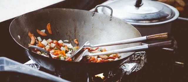 J'ai testé : manger dans un restaurant wok à Paris